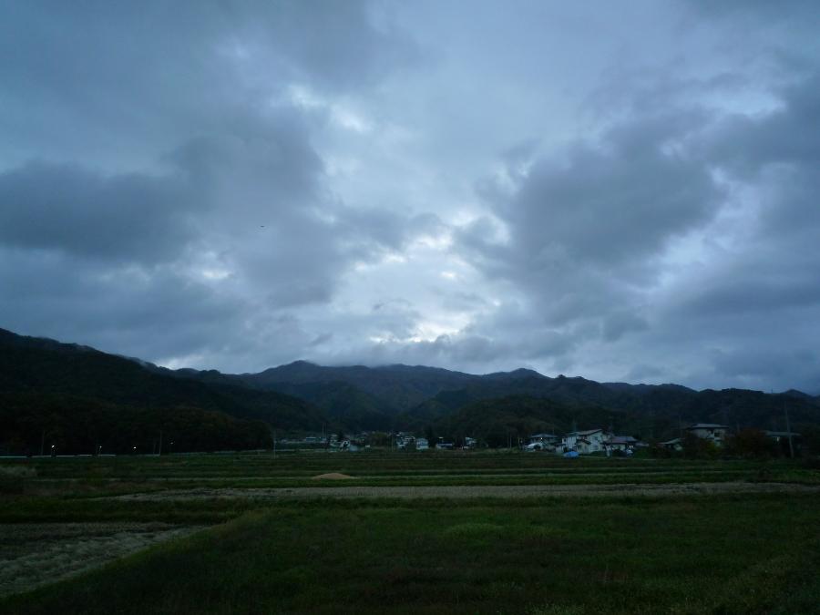 寒い朝ですねぇ〜!