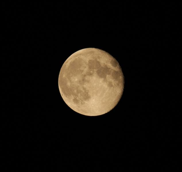 月じゃぁ〜☆